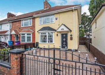 Thumbnail 3 bed end terrace house for sale in Risbury Road, Norris Green, Liverpool, Merseyside