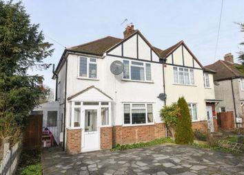 Thumbnail 3 bed semi-detached house for sale in Addington Road, West Wickham