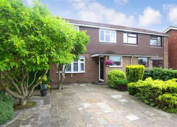 Thumbnail 3 bedroom terraced house for sale in Swanbourne Drive, Hornchurch, Essex