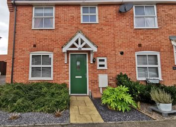 Thumbnail 3 bed end terrace house for sale in Long Breech, Mawsley, Kettering