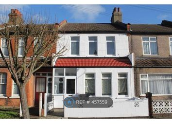 Thumbnail 3 bed terraced house to rent in Woodland Road, Thornton Heath