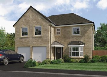 "Thumbnail 5 bed detached house for sale in ""Jura"" at Overdale Grange, Skipton"