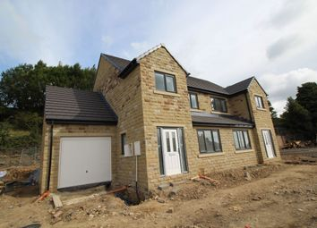 Thumbnail 4 bed semi-detached house for sale in Blackwall Lane, Sowerby Bridge
