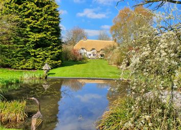 Thumbnail 4 bed detached house for sale in East Grafton, Marlborough, Wiltshire