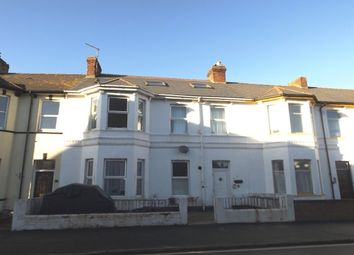 Thumbnail 1 bedroom flat to rent in Victoria Road, Exmouth