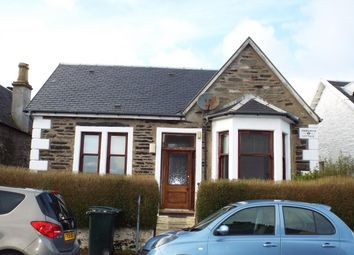 Thumbnail 1 bed cottage to rent in Parkgrove Pilot Street, Dunoon PA23,