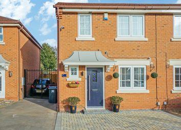 Sambourne Drive, Shard End, Birmingham B34. 2 bed semi-detached house for sale