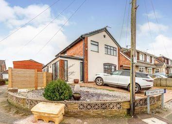 Thumbnail 4 bed detached house for sale in St. Martins Drive, Feniscowles, Blackburn, Lancashire