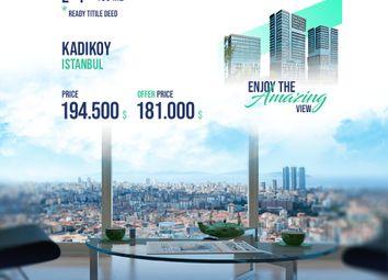 Thumbnail 2 bed apartment for sale in Apartment In Kadikoy, Kadıköy, Istanbul, Marmara, Turkey
