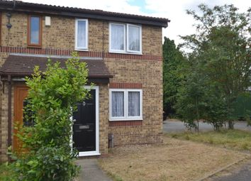 Thumbnail 2 bedroom semi-detached house to rent in Plowman Way, Chadwell Heath, Romford
