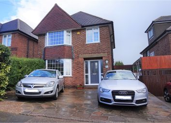 Thumbnail 3 bed detached house for sale in Burnside Drive, Nottingham