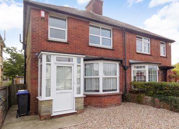 Thumbnail 3 bed semi-detached house to rent in Beacon Road, Broadstairs