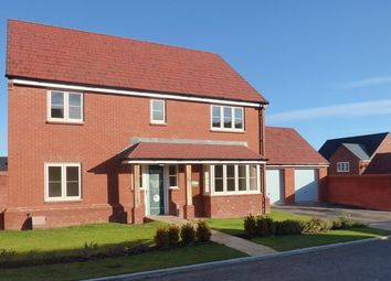 Thumbnail 4 bed detached house for sale in Plot 33 The Wimborne, Nup End Green, Ashleworth