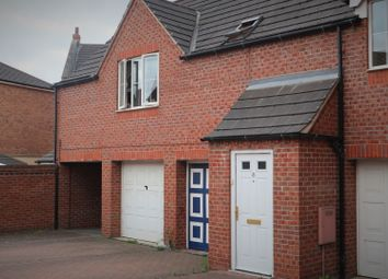 2 bed terraced house for sale in Dorrigan Close, Lincoln LN1