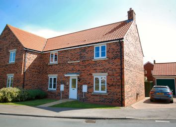 Thumbnail 4 bed semi-detached house for sale in Highfield Road, Whitby