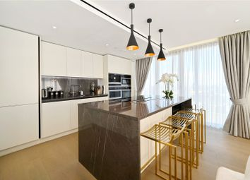 Thumbnail 3 bed flat for sale in Admiralty House, 150 Vaughan Way, London