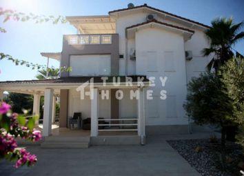 Thumbnail 4 bed villa for sale in Antalya, Antalya, Turkey