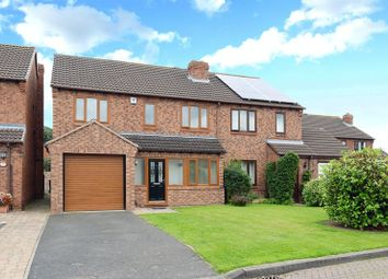 Thumbnail 4 bed semi-detached house for sale in Rodney Close, Shifnal, Shropshire.