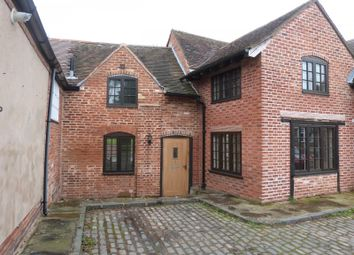 Thumbnail 2 bed cottage to rent in Ring `O` Bells Mews, Solihull Road, Solihull