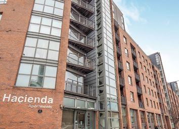 1 bed flat for sale in The Hacienda, 11-15 Whitworth Street West, Manchester, Greater Manchester M1