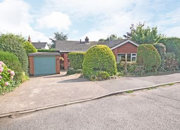 Thumbnail 4 bed detached bungalow for sale in Broadmead, Woodbury, Exeter