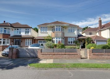 Thumbnail 5 bed detached house for sale in Vera Avenue, Grange Park