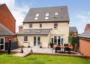 5 bed detached house for sale in Clayhill Drive, North Yate, Bristol BS37