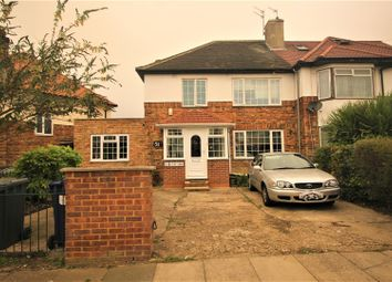 Thumbnail 4 bed property for sale in Brookfield Avenue, London