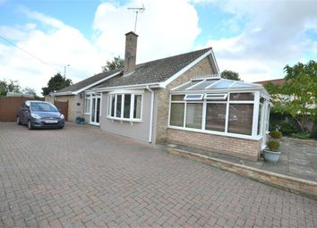 Thumbnail 3 bed detached bungalow for sale in Windermere Road, South Wootton, King's Lynn