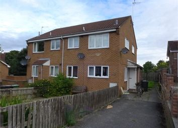 Thumbnail 1 bed property to rent in Chestnut Crescent, Catterick Garrison, North Yorkshire.