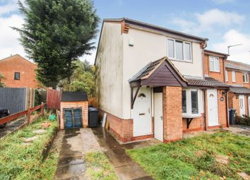 Thumbnail 2 bed end terrace house for sale in Stowmarket Drive, Derwent Heights, Chaddesden, Derby