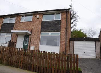 Thumbnail 3 bed terraced house for sale in Manor Farm Way, Middleton, Leeds