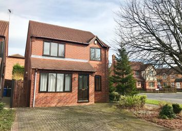 Thumbnail 3 bed detached house for sale in Robinia Close, Oakwood, Derby