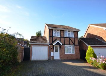 Thumbnail 3 bed detached house for sale in St. Nicholas Court, Basingstoke, Hampshire