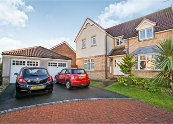 Thumbnail 4 bed detached house for sale in Wallace Brae Rise, Reddingmuirhead