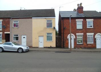 Thumbnail 2 bed semi-detached house to rent in Green Lane, Ilkeston, Derbyshire