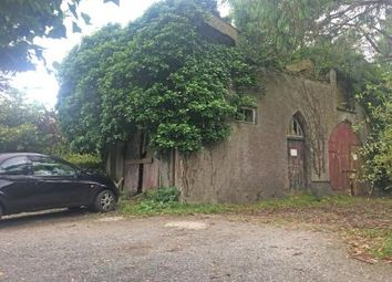 Thumbnail 1 bed detached house for sale in The Old Coach House, East Hill, St Germans, Saltash, Cornwall