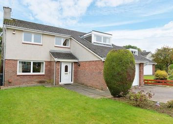 Thumbnail 5 bed detached house for sale in Newmills Crescent, Balerno