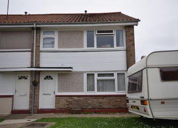 Thumbnail 3 bed end terrace house for sale in Matson Road, Bridlington