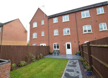 Thumbnail 4 bed terraced house for sale in Hedgerow Close, Greenlands, Redditch
