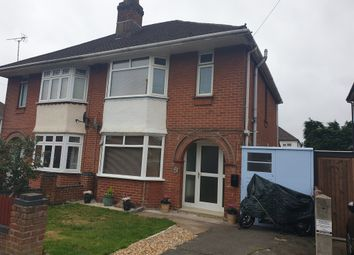 Thumbnail 3 bed semi-detached house for sale in Mottisfont Close, Southampton