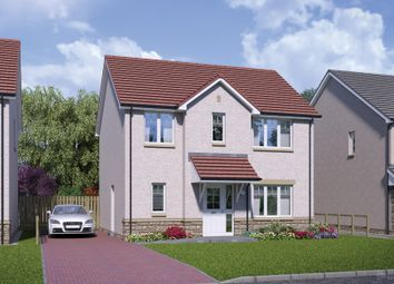 Thumbnail 4 bed detached house for sale in Alloa Park Drive Off Clackmannan Road, Alloa, Clackmannanshire