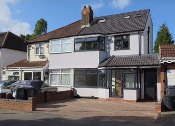 Brooklands Road, Hall Green, Birmingham B28. 5 bed semi-detached house