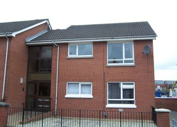 Thumbnail 2 bed flat to rent in Willowfield Walk, Belfast