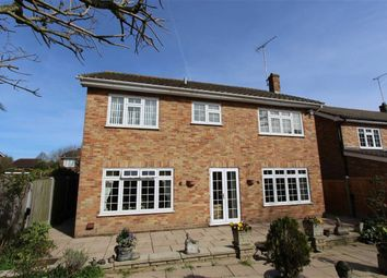 Thumbnail 4 bed detached house for sale in Longfield, Loughton, Essex