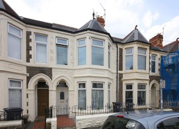 Thumbnail 4 bedroom terraced house for sale in Donald Street, Roath, Cardiff