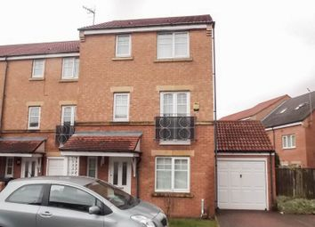 Thumbnail 5 bed town house to rent in Ovett Gardens, Gateshead