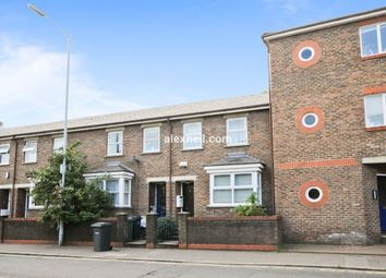 Thumbnail 3 bed terraced house to rent in Trundleys Road, London