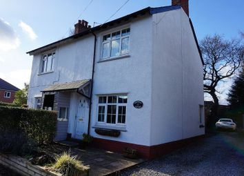 Thumbnail 2 bed semi-detached house for sale in Lacey Green, Wilmslow
