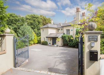Thumbnail 6 bedroom detached house for sale in Lansdowne Road, Budleigh Salterton